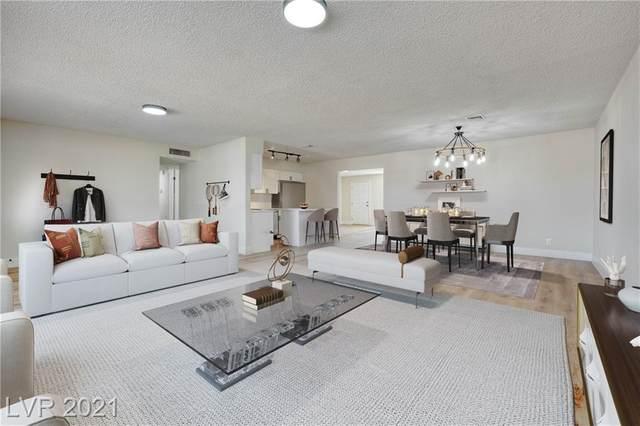 2224 Matheson Street, North Las Vegas, NV 89030 (MLS #2283832) :: Billy OKeefe | Berkshire Hathaway HomeServices