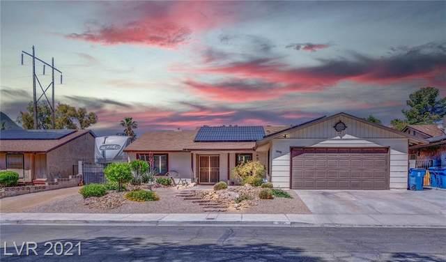 1895 Niblick Circle, Las Vegas, NV 89142 (MLS #2284837) :: Custom Fit Real Estate Group