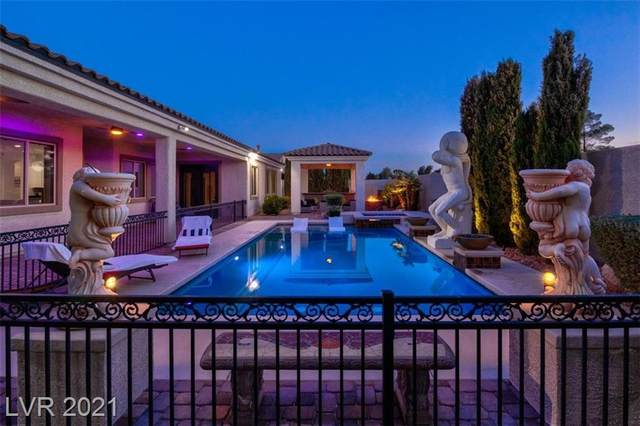 8237 My Gage Court, Las Vegas, NV 89123 (MLS #2285794) :: Signature Real Estate Group