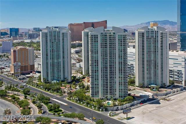 2877 Paradise Road Ph2702, Las Vegas, NV 89109 (MLS #2287102) :: Coldwell Banker Premier Realty