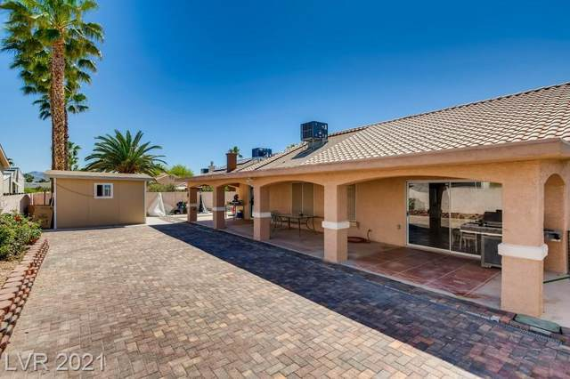 4552 Califa Drive, Las Vegas, NV 89122 (MLS #2288971) :: Signature Real Estate Group