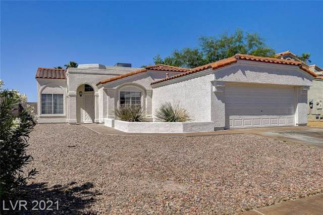440 Opal Drive, Henderson, NV 89015 (MLS #2290233) :: Signature Real Estate Group