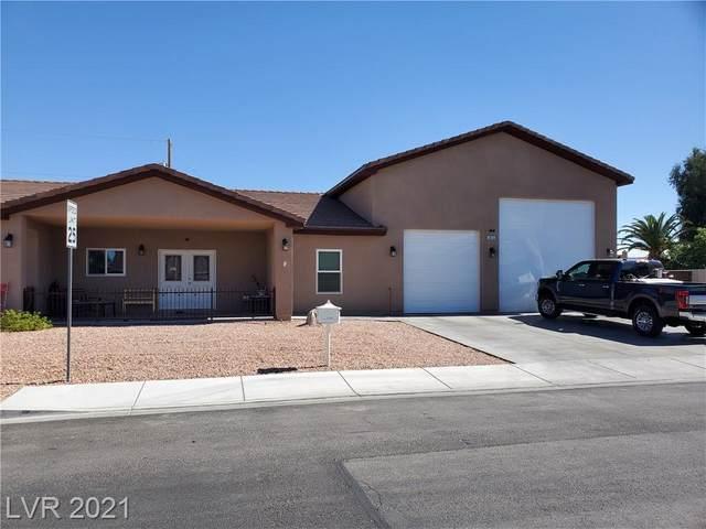 4615 E Saint Louis Avenue, Las Vegas, NV 89104 (MLS #2290717) :: Galindo Group Real Estate