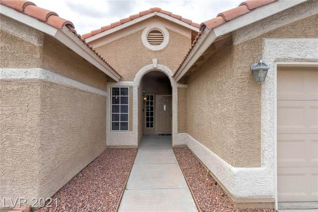 6577 Goldensun Court, Las Vegas, NV 89108 (MLS #2290744) :: Jeffrey Sabel