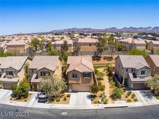 1140 Via Monticano, Henderson, NV 89052 (MLS #2291692) :: Custom Fit Real Estate Group