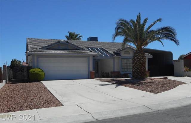 154 Drifting Sand Court, Henderson, NV 89074 (MLS #2292067) :: Signature Real Estate Group