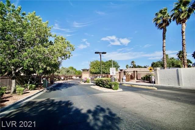 5602 Little Lake Avenue, Las Vegas, NV 89122 (MLS #2293444) :: Galindo Group Real Estate