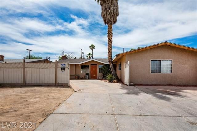 1708 S Valley View Boulevard, Las Vegas, NV 89102 (MLS #2294612) :: Jack Greenberg Group