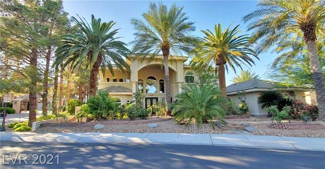 2090 Troon Drive, Henderson, NV 89074 (MLS #2295278) :: Custom Fit Real Estate Group
