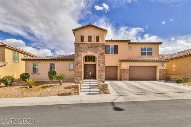 7165 White Bloom Avenue, Las Vegas, NV 89117 (MLS #2295775) :: Jack Greenberg Group