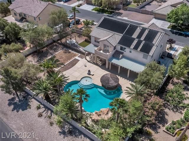 6636 Water Crossing Avenue, Las Vegas, NV 89131 (MLS #2295836) :: Signature Real Estate Group