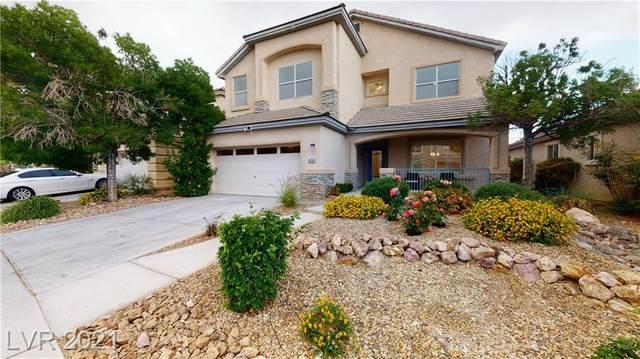10358 Timber Willow Avenue, Las Vegas, NV 89135 (MLS #2296669) :: Signature Real Estate Group