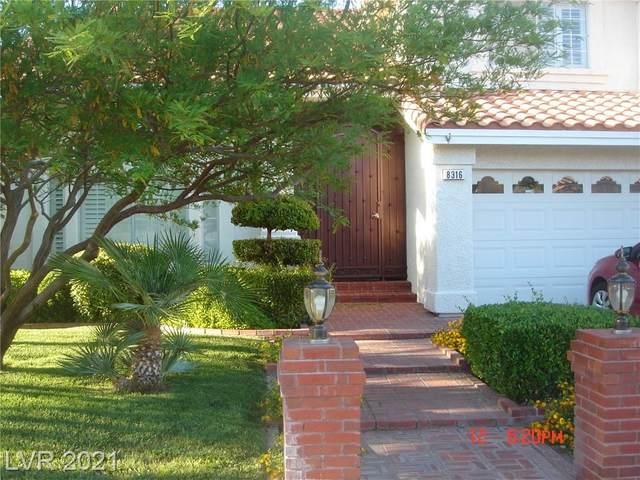 8316 Swan Lake Avenue, Las Vegas, NV 89128 (MLS #2297285) :: Jack Greenberg Group
