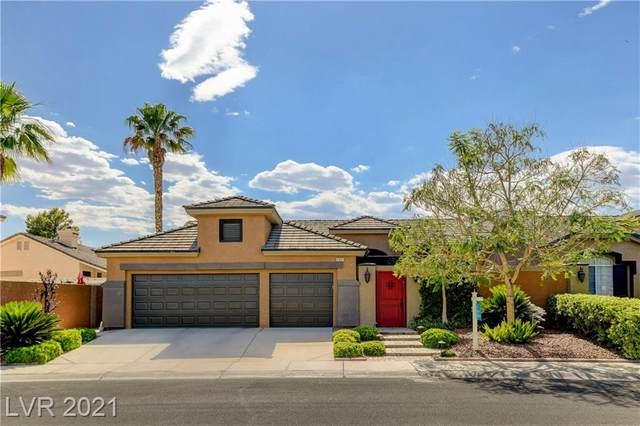 5401 Rose Thicket Street, Las Vegas, NV 89130 (MLS #2298366) :: Jeffrey Sabel