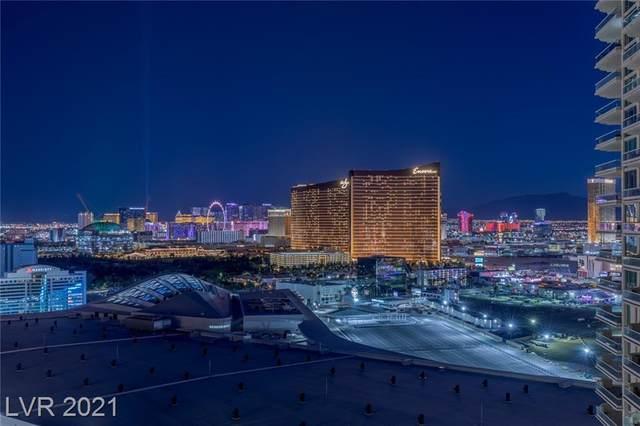 2857 Paradise Road Ph2904, Las Vegas, NV 89109 (MLS #2298457) :: The Chris Binney Group   eXp Realty
