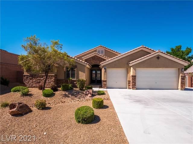 6064 Alpine Estates Circle, Las Vegas, NV 89149 (MLS #2298709) :: Jack Greenberg Group