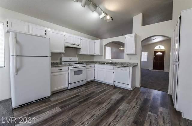 2253 Grand Clover Lane, Las Vegas, NV 89156 (MLS #2298928) :: Signature Real Estate Group