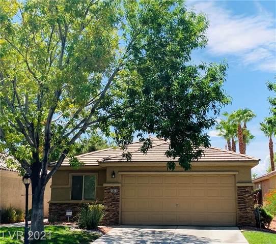 5423 Golden Leaf Ave Avenue, Las Vegas, NV 89122 (MLS #2299097) :: Lindstrom Radcliffe Group
