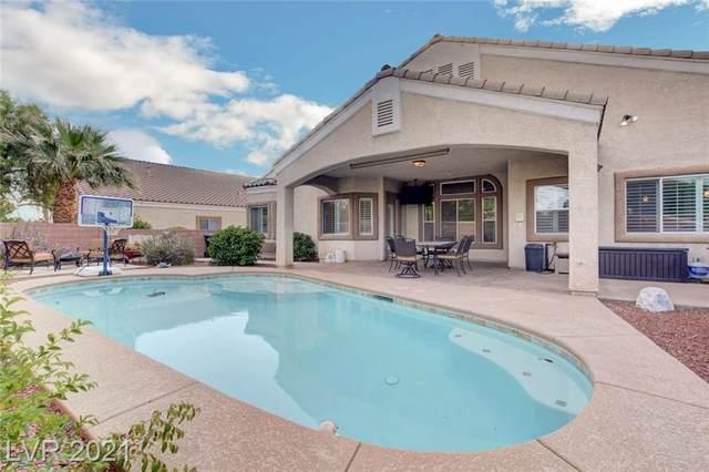 6624 Tumbler Street, North Las Vegas, NV 89084 (MLS #2299293) :: Vestuto Realty Group