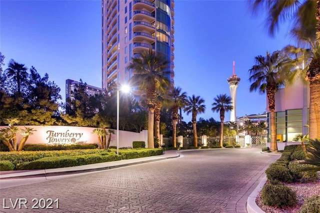 222 Karen #2001, Las Vegas, NV 89109 (MLS #2300275) :: Hebert Group | eXp Realty