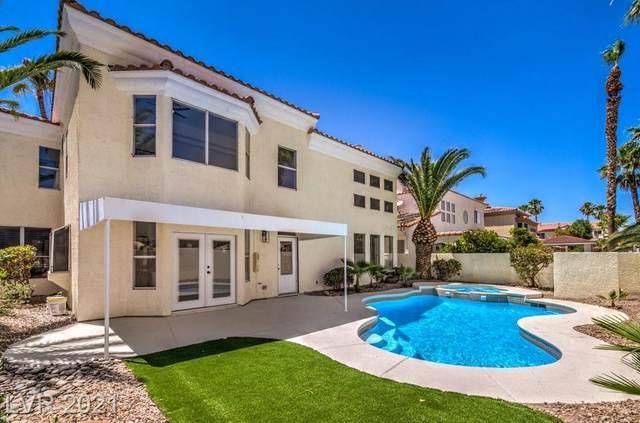 290 Francisco Street, Henderson, NV 89014 (MLS #2302132) :: Galindo Group Real Estate