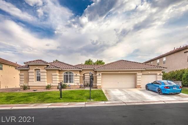 8809 Saint Cloud Court, Las Vegas, NV 89143 (MLS #2303344) :: Galindo Group Real Estate
