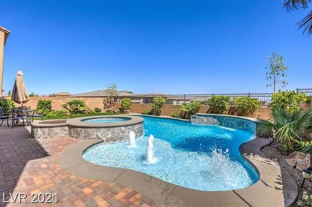 850 Gallery Course Drive, Las Vegas, NV 89148 (MLS #2303899) :: The Perna Group