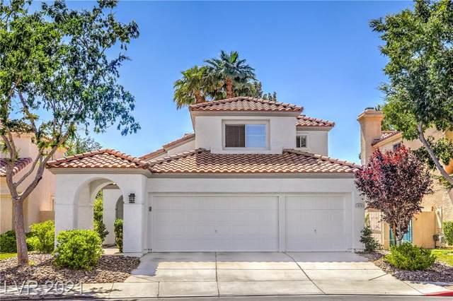 1413 Goldenspur Lane, Las Vegas, NV 89117 (MLS #2304254) :: Signature Real Estate Group