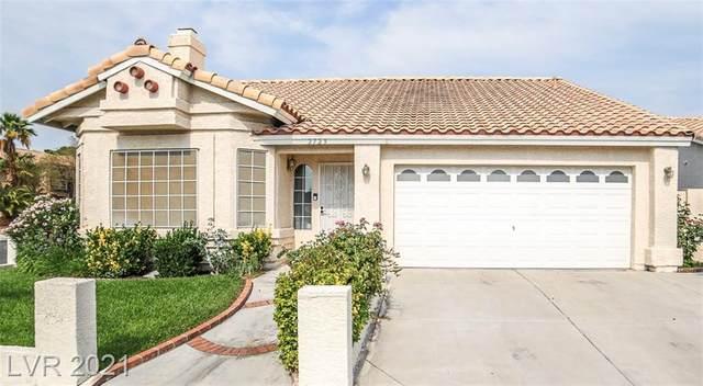 2729 Cloudsdale Circle, Las Vegas, NV 89117 (MLS #2304689) :: Galindo Group Real Estate