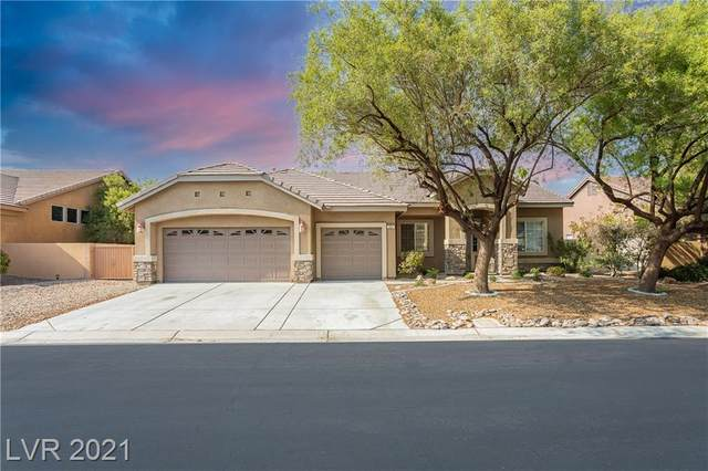 252 White Willow Avenue, Las Vegas, NV 89123 (MLS #2304720) :: Lindstrom Radcliffe Group