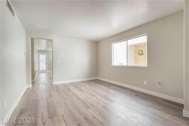 7553 Durham Hall Avenue #101, Las Vegas, NV 89130 (MLS #2304735) :: The Perna Group