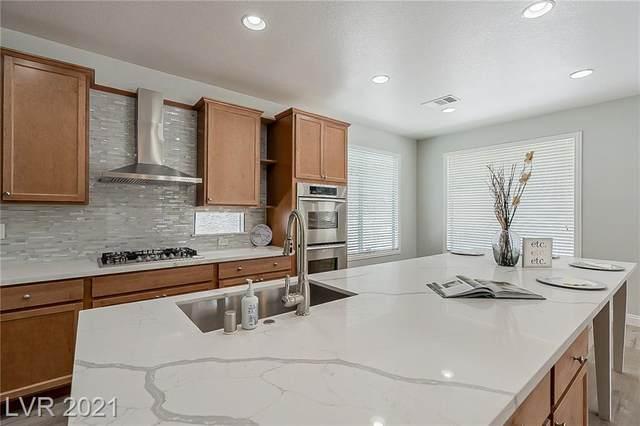 11744 Lily Rubin Avenue, Las Vegas, NV 89138 (MLS #2305235) :: Team Michele Dugan