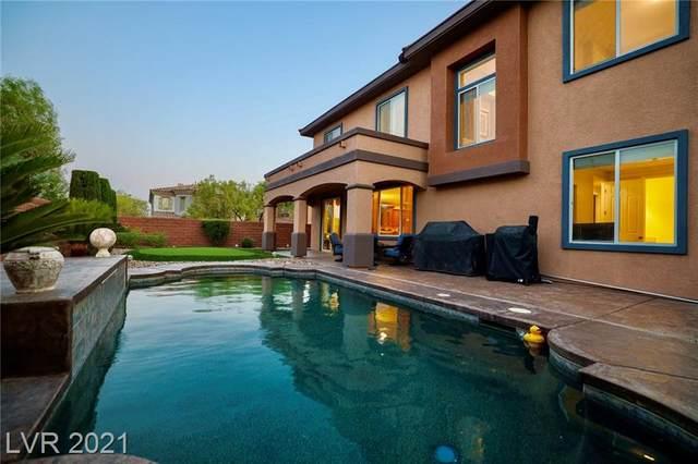 10326 Rainy Breeze Street, Las Vegas, NV 89178 (MLS #2306373) :: Signature Real Estate Group