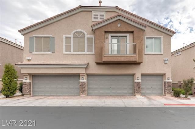 8814 Traveling Breeze Avenue #102, Las Vegas, NV 89178 (MLS #2306437) :: The Chris Binney Group | eXp Realty