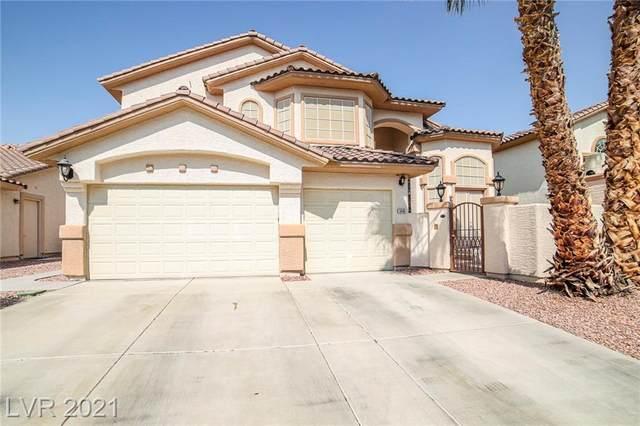 5440 San Florentine Avenue, Las Vegas, NV 89141 (MLS #2306732) :: Coldwell Banker Premier Realty