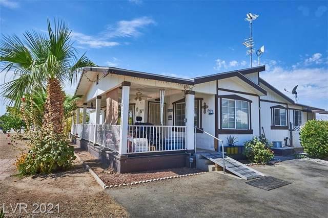 4670 Mankins Street, Pahrump, NV 89048 (MLS #2306880) :: Custom Fit Real Estate Group