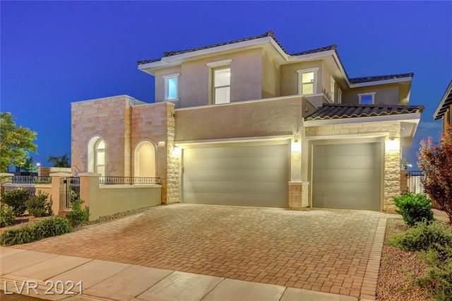284 Molinetto Street, Las Vegas, NV 89138 (MLS #2306941) :: Lindstrom Radcliffe Group