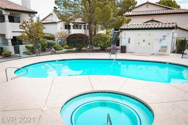 7936 Terrace Rock Way #102, Las Vegas, NV 89128 (MLS #2307832) :: The Chris Binney Group   eXp Realty