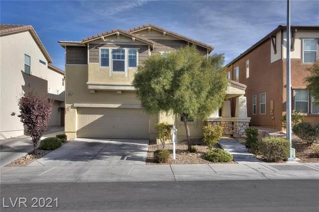 940 Wagner Valley Street, Henderson, NV 89052 (MLS #2308158) :: The Chris Binney Group | eXp Realty