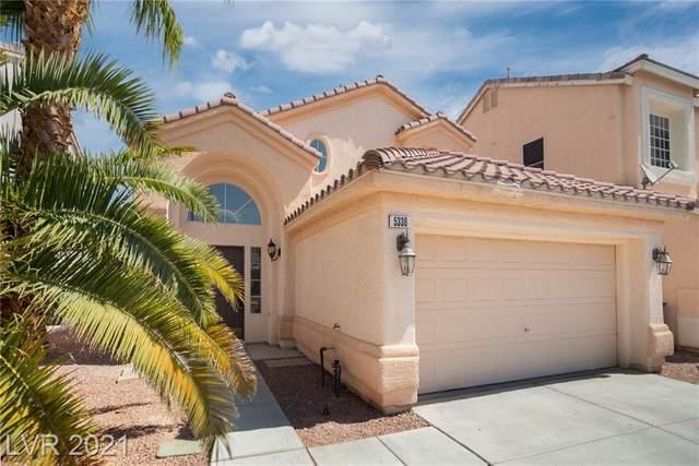 5336 Big Fawn Court, Las Vegas, NV 89130 (MLS #2308689) :: Galindo Group Real Estate