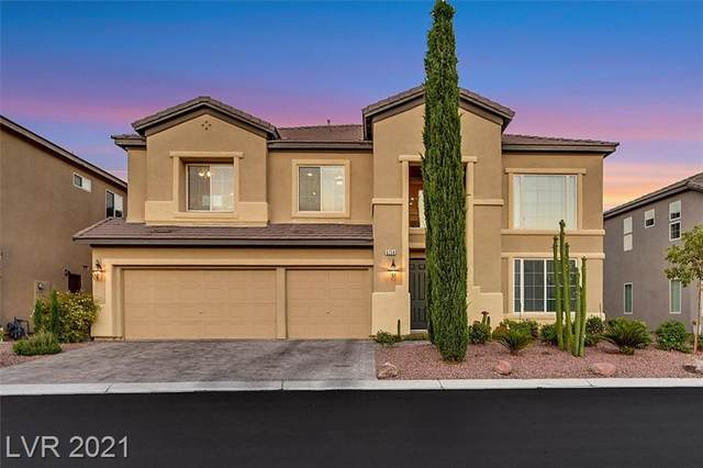 6258 Windfresh Drive, Las Vegas, NV 89148 (MLS #2309120) :: Jeffrey Sabel