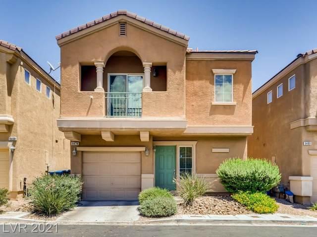 9474 Oro Silver, Las Vegas, NV 89178 (MLS #2309526) :: The Chris Binney Group | eXp Realty