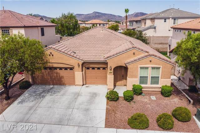 721 Blue Crystal Creek Road, Henderson, NV 89002 (MLS #2309884) :: Custom Fit Real Estate Group