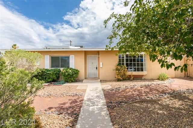 4889 Newton Drive, Las Vegas, NV 89121 (MLS #2311169) :: The Shear Team