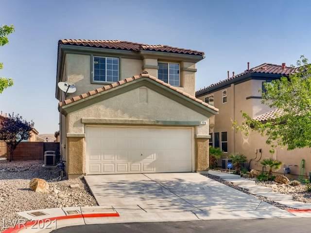 720 Quayside Court, Las Vegas, NV 89178 (MLS #2311811) :: Signature Real Estate Group