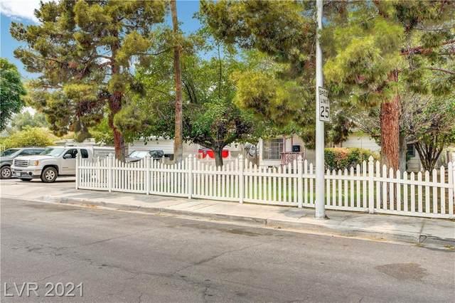 521 N 10th Street, Las Vegas, NV 89101 (MLS #2312071) :: Galindo Group Real Estate