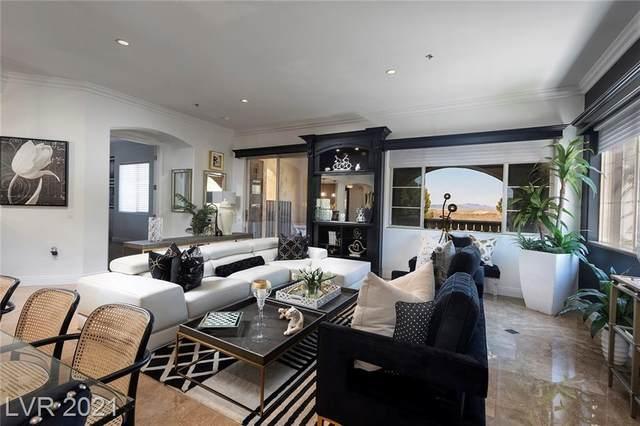 15 Via Mantova #102, Henderson, NV 89011 (MLS #2312114) :: Galindo Group Real Estate