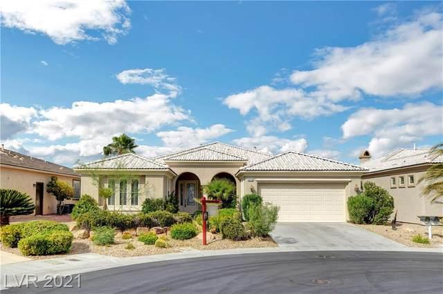 5210 Vedra Court, Las Vegas, NV 89135 (MLS #2312953) :: Keller Williams Realty