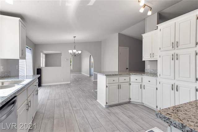 610 E Simkins Road, Pahrump, NV 89060 (MLS #2315517) :: Custom Fit Real Estate Group