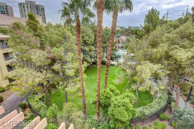 230 Flamingo Road #404, Las Vegas, NV 89169 (MLS #2315773) :: Jeffrey Sabel